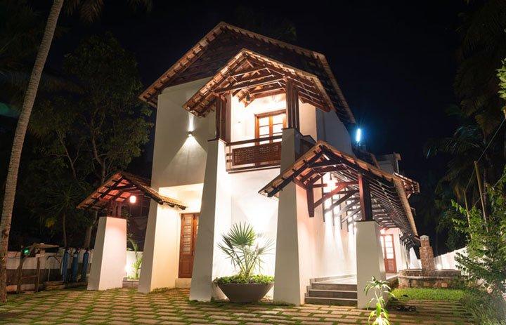 The Ayur Villa Kovalam