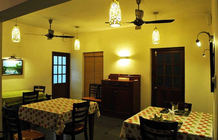 The Villa Romantica, Nedumbassery, Cochin