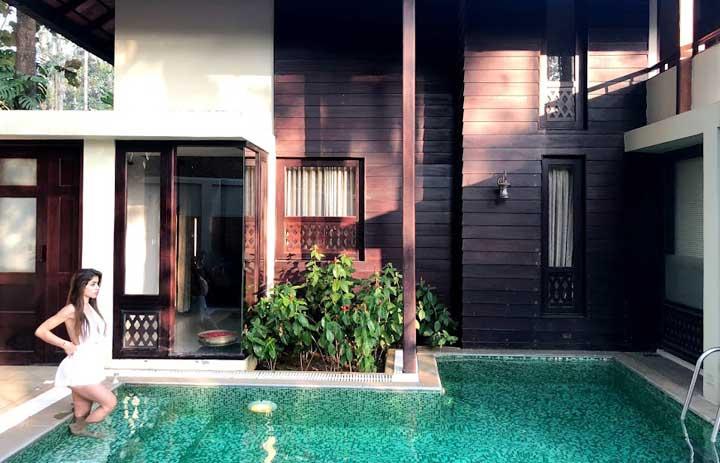 Geenwoods Pool Villa