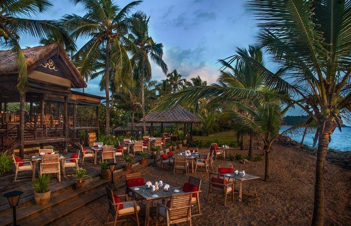 Vivanta by Taj Kovalam Beach Restaurant