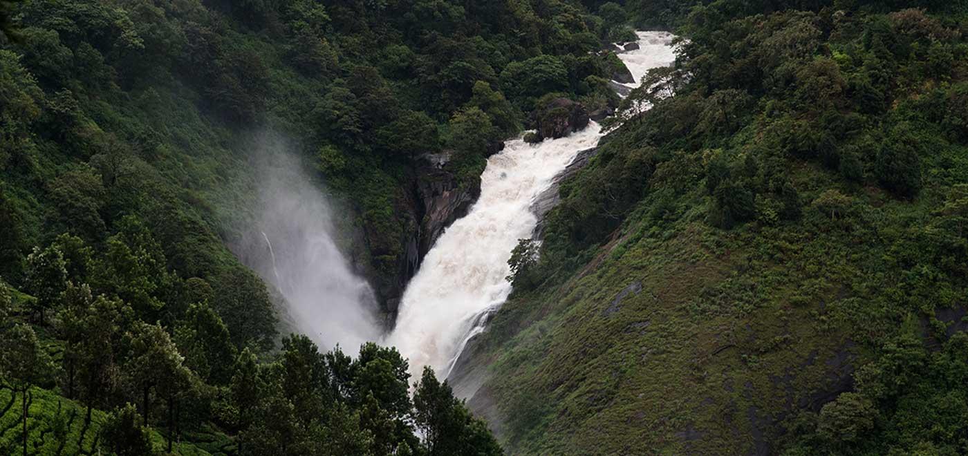 Attukal Waterfalls