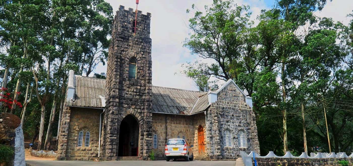 C.S.I Christ Church Munnar